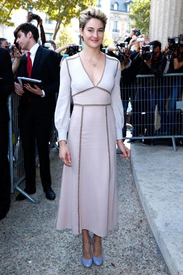 "Shailene Woodley, ""nàng thơ"" mới của Hollywood,"