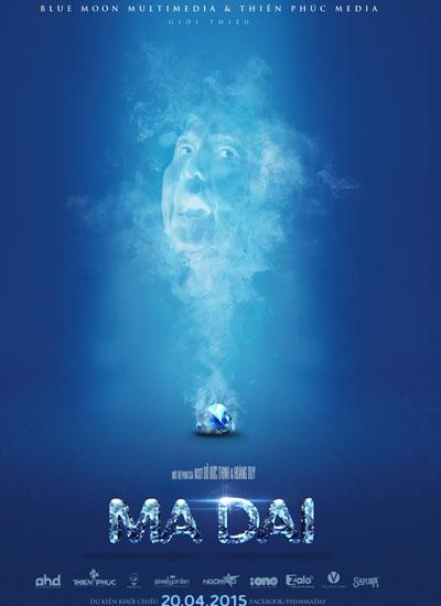 """Poster phim """"Ma dai""""."""