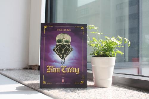 'Kim cương' - tiểu thuyết fantasy của tác giả 16 tuổi