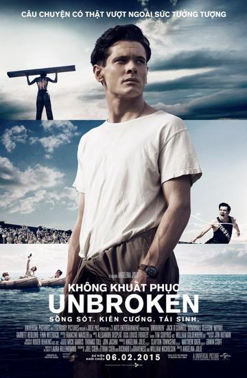 Unbroken - bộ phim thiếu cá tính của Angelina Jolie