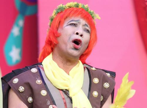 Danh hài Bảo Chung: 'Tôi không thấy mình lỗi thời'