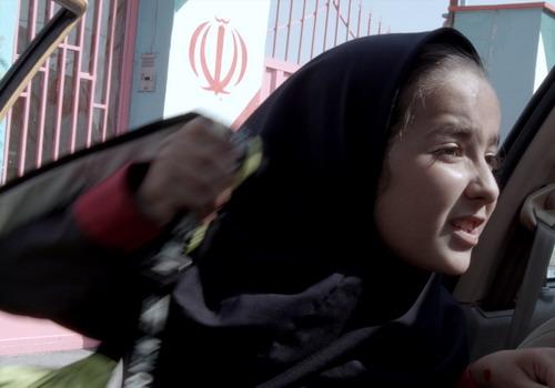 'Taxi' - bông hồng cho điện ảnh Iran tại LHP Berlin