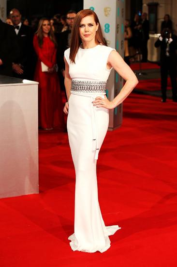 Sao Âu Mỹ hội tụ trên thảm đỏ BAFTA 2015