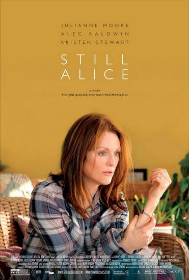 """Poster phim """"Still Alice""""."""