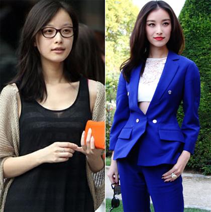 Mỹ nhân gốc Hoa tự tin khoe mặt mộc xinh tươi