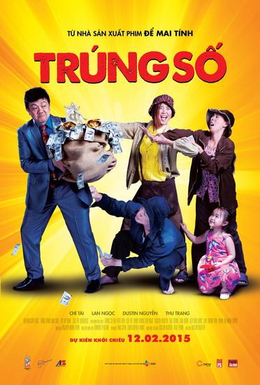 Dustin Nguyễn: 'Trúng số' không phải phim hài nhảm