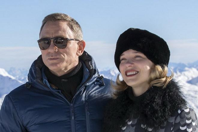 Bom tấn '007: Spectre' hé lộ những hình ảnh đầu tiên