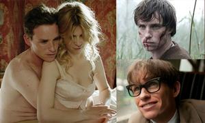 10 vai diễn xuất sắc của Eddie Redmayne