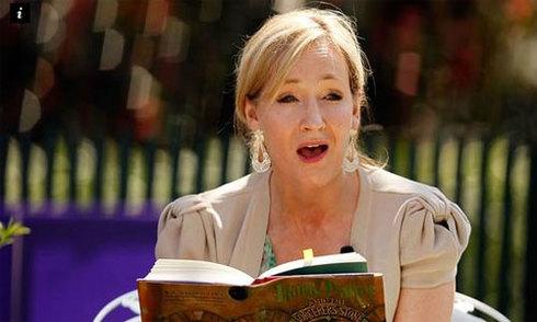 Sách tiết lộ bí mật chuyện Rowling viết Harry Potter