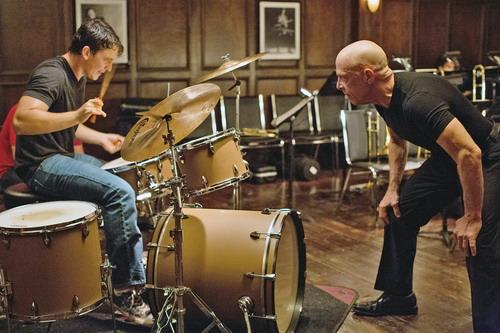 """""""Whiplash"""" là bộ phim độc lập giành tới ba giải Oscar trong đêm trao giải hôm 22/2."""