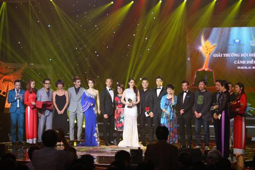 Trương Ngọc Ánh, Sơn Tùng M-TP chiến thắng giải Cánh Diều