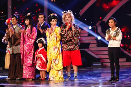 Vũ Thái Thảo Vy và nhóm Chuồn Chuồn Giấy đều được lọt vào chung kết cuộc thi. Ảnh: Ân Nguyễn.