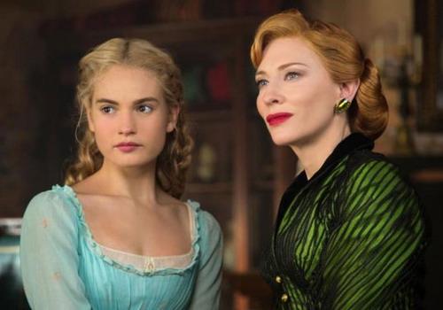 """""""Cinderella"""" tiếp tục đem tới thành công lớn cho Disney."""