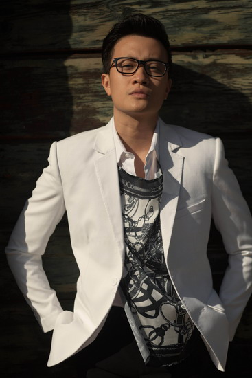 Nam diễn viên dành nhiều tâm huyết cho dự án mình làm giám đốc sản xuất.