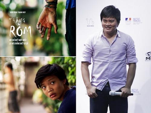 """Trần Dũng Thanh Huy tự tin với dự án phim dài """"Thằng Ròm"""" phát triển từ phim ngắn """"16:30""""."""