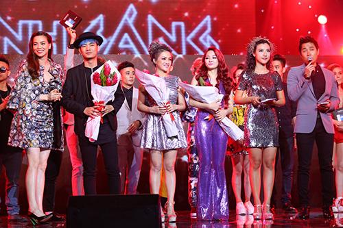 Liveshow 7 kết thúc với kết quả đặc biệt đó là cả ba đội Isaac, Sơn Tùng M-TP và Giang Hồng Ngọc đồng giành giải nhất của tuần. Với tổng điểm thấp hơn Tóc Tiên, đội Bảo Anh buộc phải dừng chân tại đêm nay.