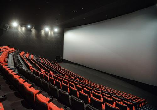 Một phòng chiếu IMAX trên thế giới.