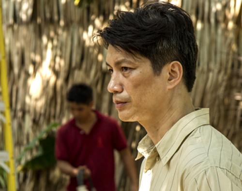 Dustin Nguyễn khắc họa người đàn ông hà khắc trong