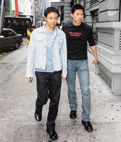 Chuyện tình đồng tính sâu đậm của tài tử Trương Quốc Vinh