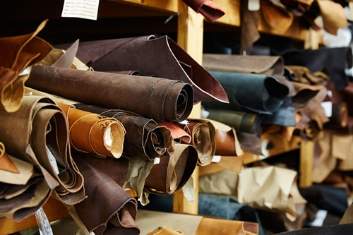 quy trình sản xuất giày da cao cấp
