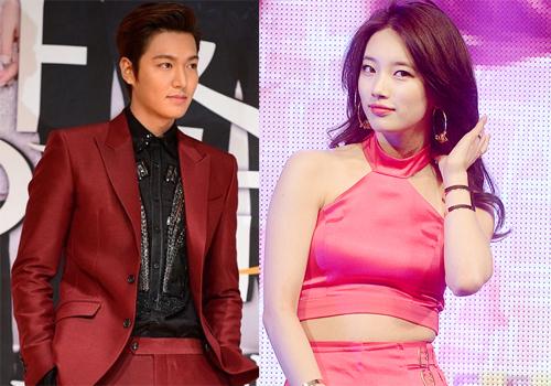 Suzy ngượng khi nói về chuyện tình với Lee Min Ho