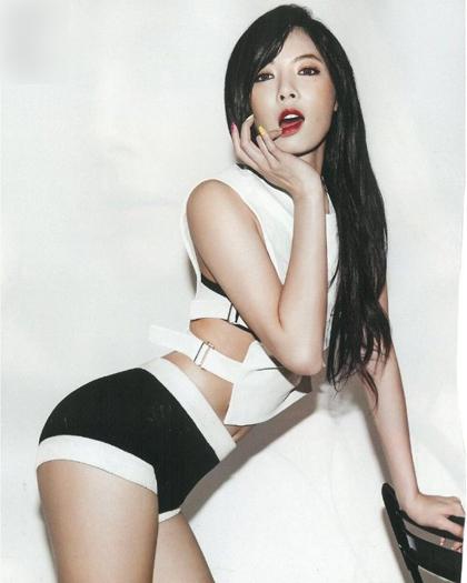 Vẻ đẹp bốc lửa của 11 mỹ nhân Hàn sexy nhất mọi thời đại
