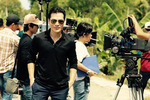 Trần Bảo Sơn mất ngủ khi làm phim 'Hy sinh đời trai'