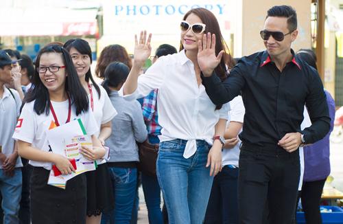 Trương Ngọc Ánh mang 'Hương Ga' đến Mỹ