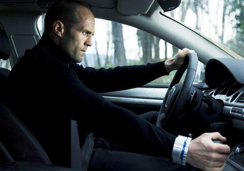 """Jason Statham gắn với hình ảnh """"Người vận chuyển"""" trong bộ ba phim cùng tên."""