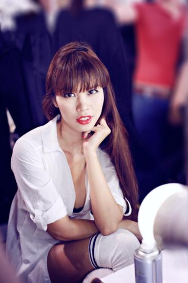 Hà Anh: 'Nhiều người mẫu trẻ ảo tưởng về nghề'