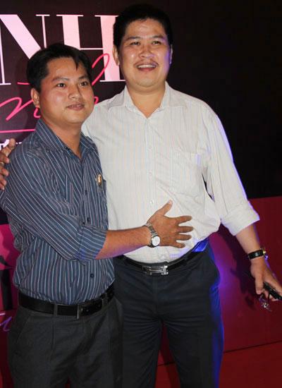 Phước Sang muốn tập trung vào đầu tư phim ảnh chứ không đầu tư dàn trải như trước đây. Ảnh: Thất Sơn