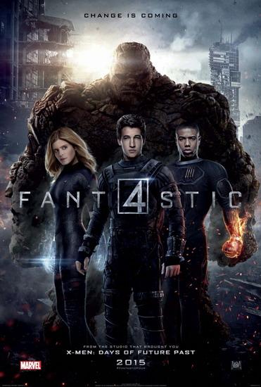 """Bộ tứ phiên bản mới của """"Fantastic Four""""."""