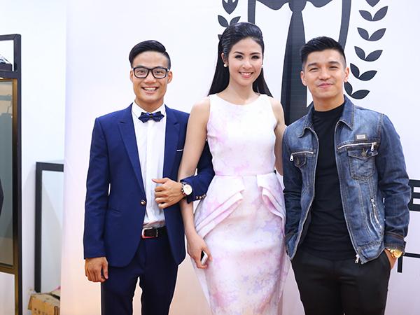 Bốn Hoa hậu Việt Nam hội ngộ