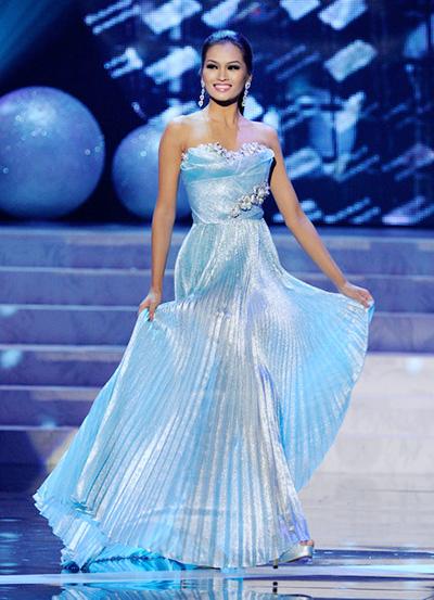 Hoa hậu Janine Tugonon.