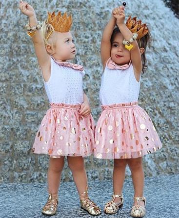 """Hai """"công chúa"""""""
