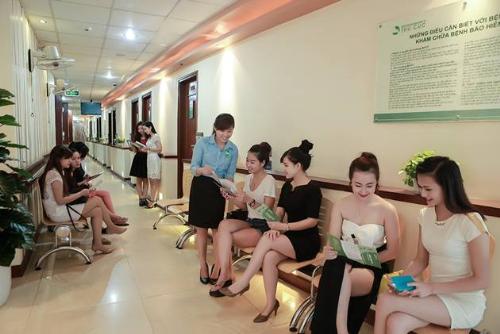 Bệnh viện Thu Cúc đã trở thành một điểm làm đẹp quen thuộc với nhiều khách hàng.