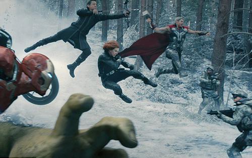 Gần 700 rạp phim ở Đức tẩy chay 'Avengers: Age of Ultron'