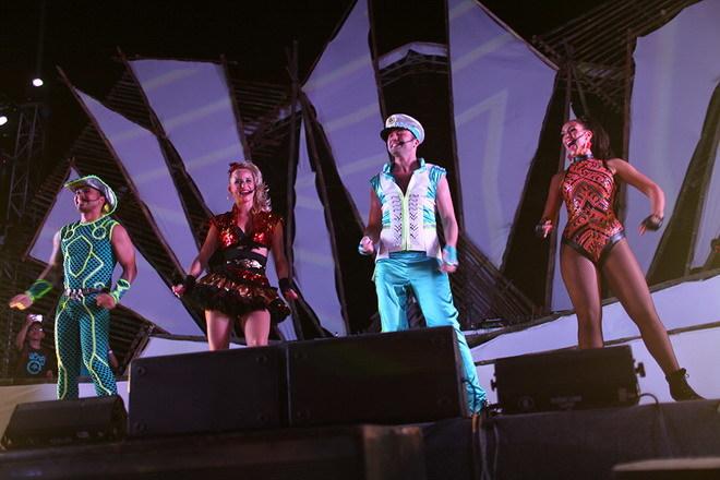 Nhóm Vengaboys bất ngờ tới Đà Nẵng biểu diễn