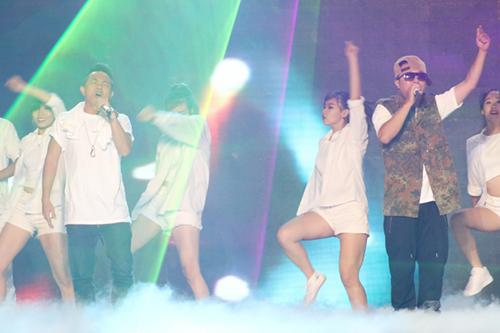 PB Nation mang ca khúc Tăng ga  khuấy động sân khấu đêm gala. Bài hát còn có một đoạn rap được viết riêng thay cho lời cảm ơn của các thí sinh đến khán giả cũng như êkíp thực hiện chương trình.
