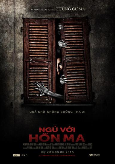 """""""Ngủ với hồn ma"""" có sự tham gia của các diễn viên Kim Tuyến, Băng Khuê và Hồ Vĩnh Anh."""