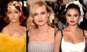 12 mỹ nhân trang điểm đẹp nhất thảm đỏ Met Gala 2015