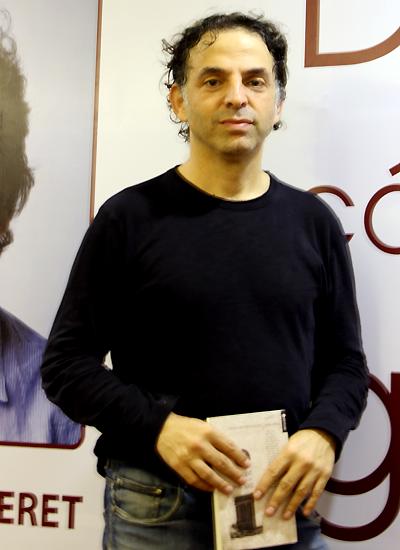 Nhà văn Israel muốn 'gõ cửa trái tim' độc giả Việt