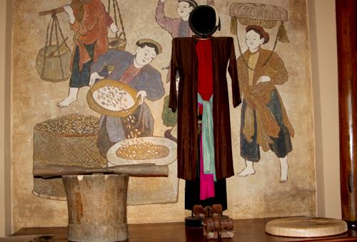 Bảo tàng của Sĩ Hoảng trưng bày luân phiên mỗi đợt
