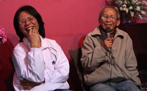 Nhạc sĩ Nguyễn Quang tâm sự anh và ba mình ít nói chuyện nhưng