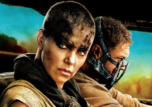 """Vai diễn Furiosa trong bom tấn """"Mad Max: Fury Road"""" hè năm nay tiếp tục khiến cái tên Charlize Theron trở thành tiêu điểm màn bạc."""