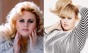 Vẻ đẹp của nữ diễn viên nặng 132 kg