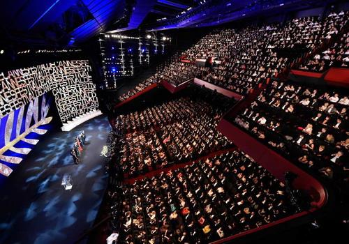 Toàn cảnh đêm bế mạc liên hoan phim Cannes lần thứ 68.