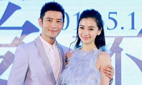 Huỳnh Hiểu Minh - Angelababy kết hôn