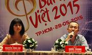Bài hát Việt 2015 giảm số ca khúc dự thi