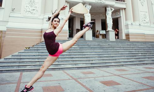 Nghệ sĩ múa 9X yêu Sài Gòn qua vũ điệu
